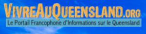 Vivre au Queensland logo